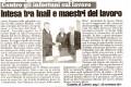 Accordo Quadro con Inail in Villa Bandini