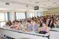 Summer School 2015 -  test di ingresso con soluzione